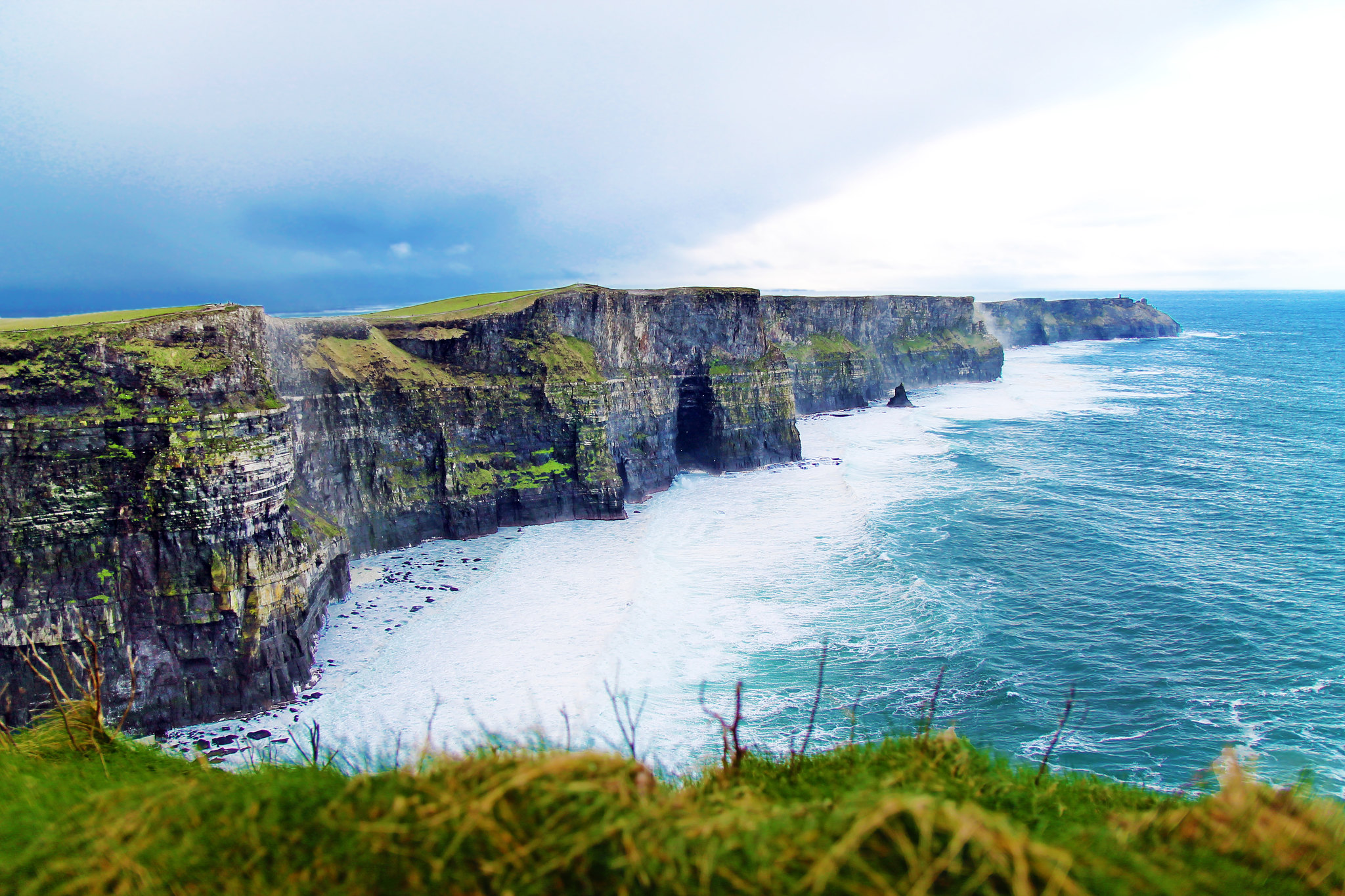 Bate-volta de Dublin: Tour aos Cliffs of Moher e Galway com a Wild Rover Tours - Drawing Dreaming