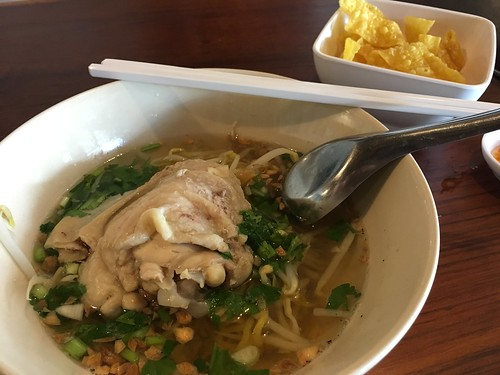Koh Samui Yaito Noodle  サムイ島ヌードル屋さん