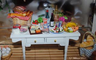 Lounaspöytä