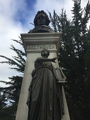 Beethoven, Golden Gate Park