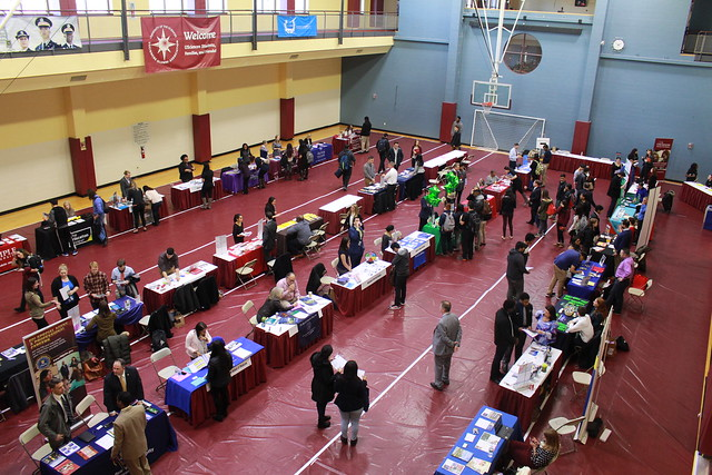 2017 Science Career & Health Professions Fair