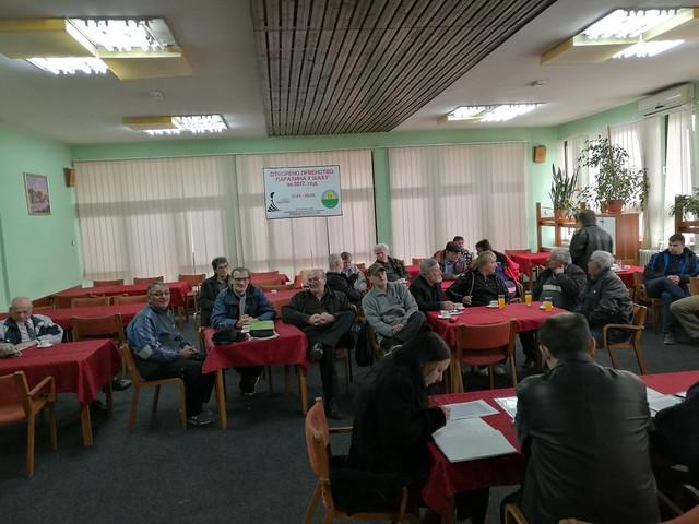 Vanredna skupština ŠS PO, 5. mart 2017