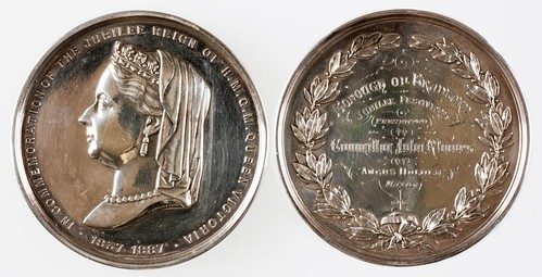 1887 Victoria Golden Jubilee Medal