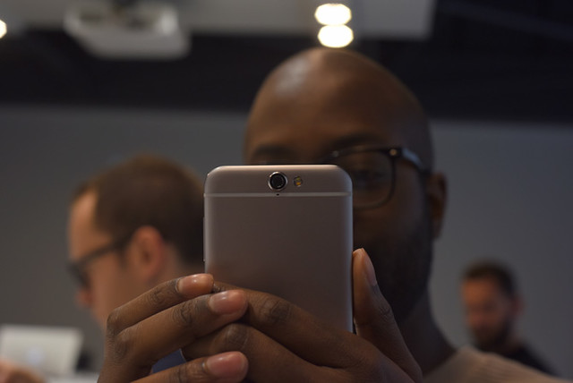 HTC One A9 Cải thiện Camera rất nhiều