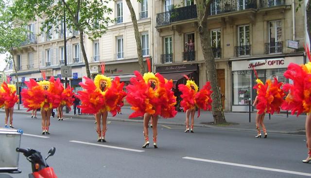 Paris Carnival