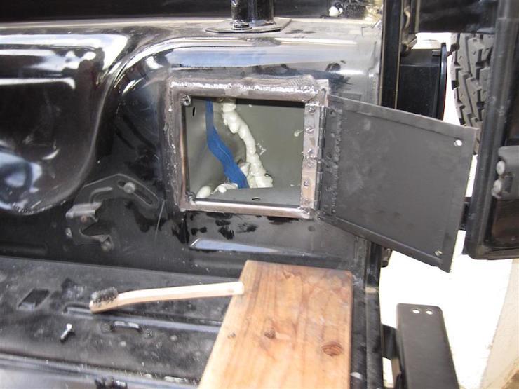 Storage Diy Mod Jeep Storage Mod Project Lm Flickr