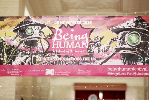Being Human 2016 - Launch