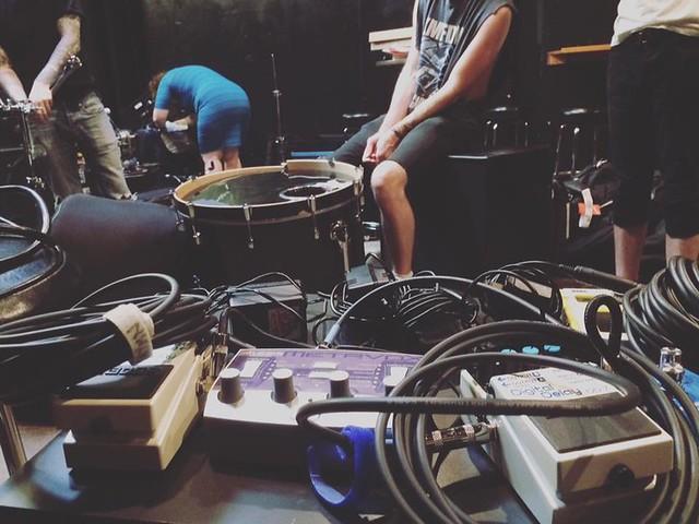 caustic pedals