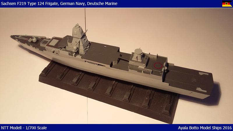 FGS Sachsen F219 (Type 124) Frégate de défense antiaérienne  31542685940_5fdc5e032e_o