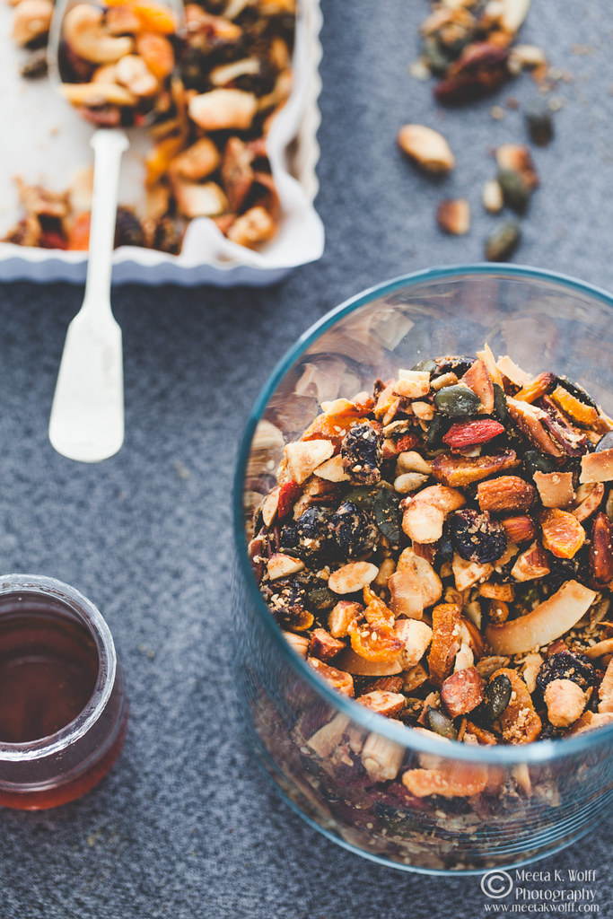 Almond Butter Seed Fruit Nut Granola by Meeta K. Wolff-0035