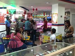 148 - Theke - Cafeteria - Busbahnhof Caribe Tours - Santo Domingo