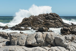 Atlantikküste an der  Tsaarsbank, West Coast NP