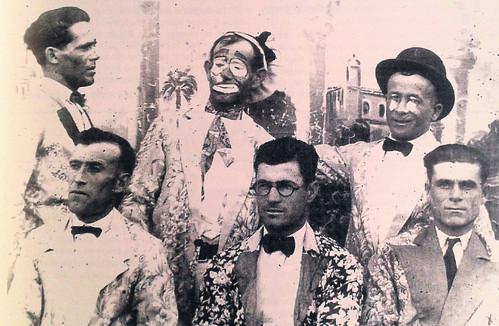 1874-1931. Los primeros pasos del Carnaval nazareno