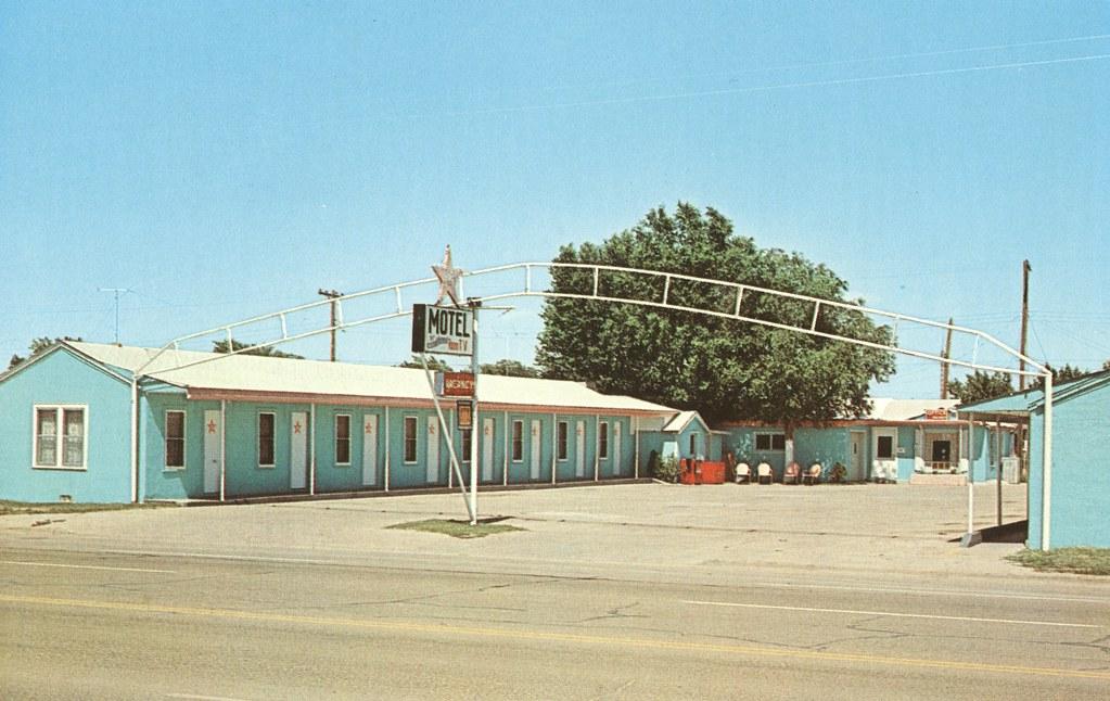 Lone Star Motel - Dumas, Texas