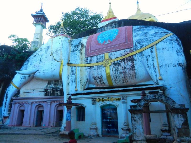 Sweba в Мьянме