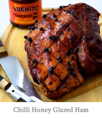 Smoked Chilli & Honey Glazed Ham