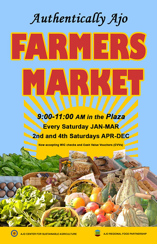 Ajo Farmers Market poster