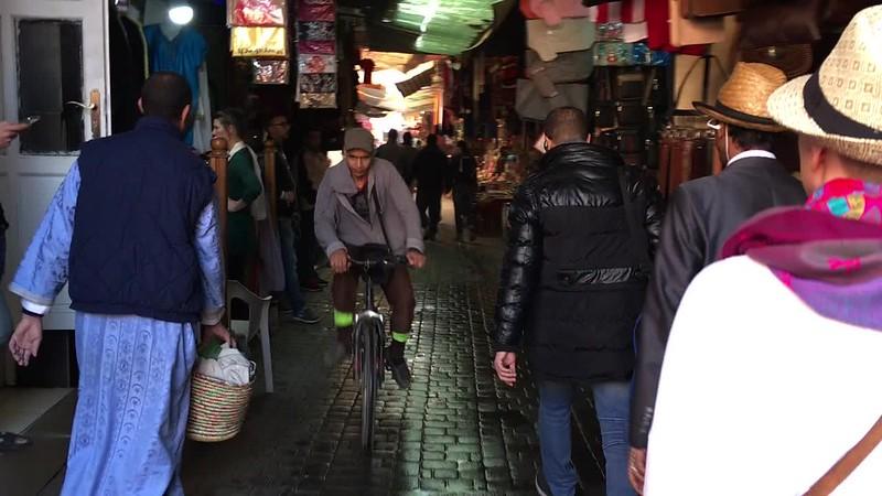 Bikes in Morocco