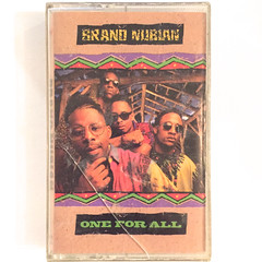 BRAND NUBIAN:ONE FOR ALL(JACKET A)