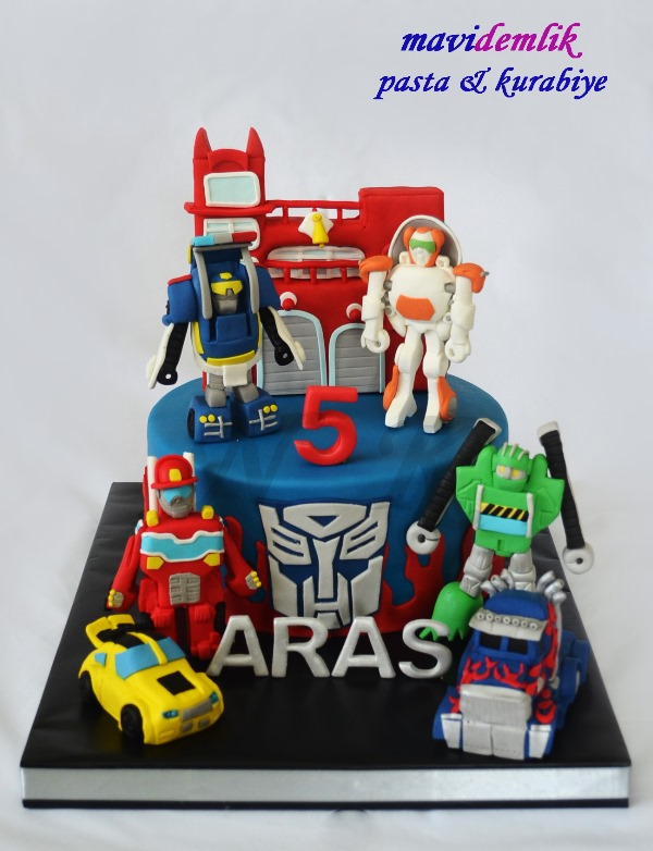 transformerscake