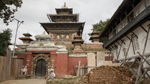 Earthquake Damaged Temple | by World Bank Photo Collection