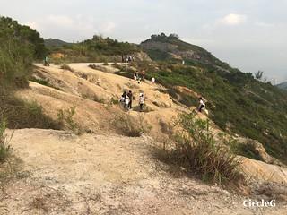 CIRCLEG 遊記 香港 屯門 菠蘿山 良景邨 日落  (62)