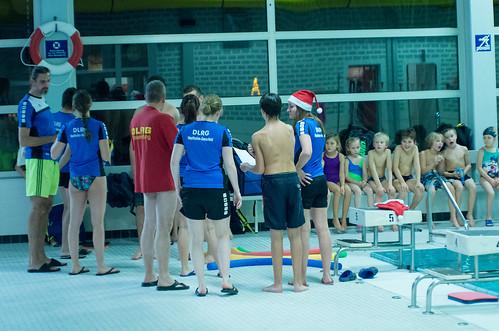 Weihnachtsschwimmen 2016