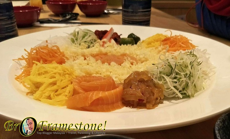 Sushi King Malaysia CNY Review