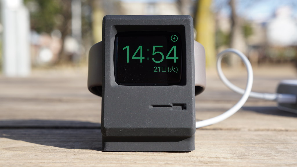 デザイン - elago W3 Stand Apple Watch Charging Station
