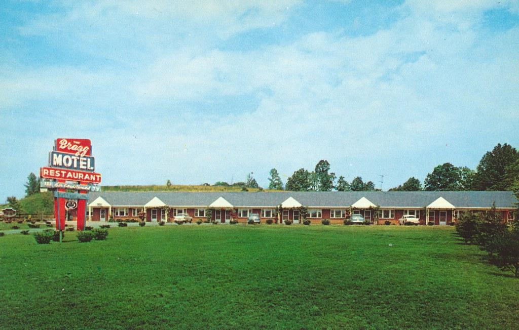 The Bragg Motel - Upper Marlboro, Maryland