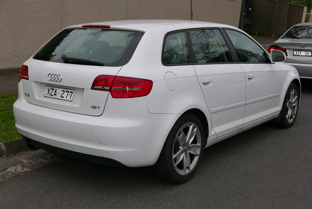 2010 audi a3 8pa my10 1 8 tfsi ambition sportback 5 door flickr. Black Bedroom Furniture Sets. Home Design Ideas