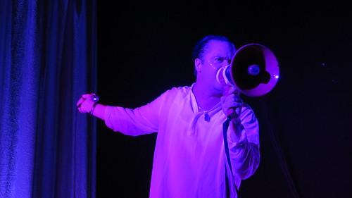 Mike Patton en Bogotá