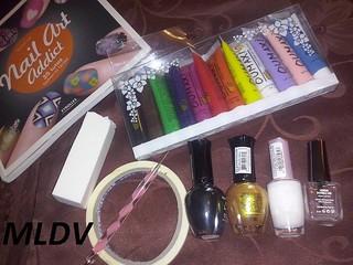 matériel nail art addict