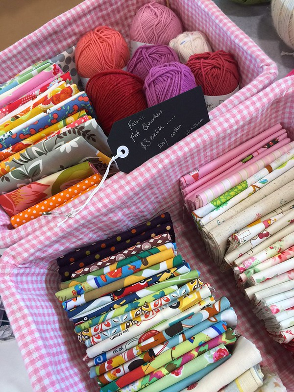 running the craft stall for your school, church or charity