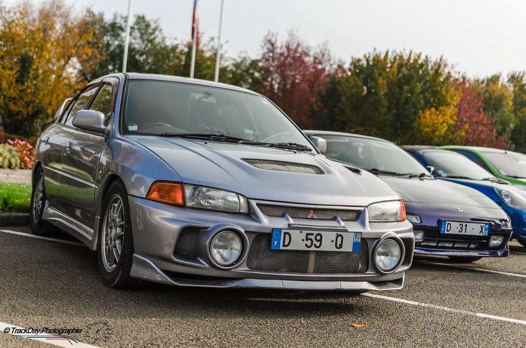 Mitsubishi Lancer Evo IV   TrackDay Photographie   Flickr