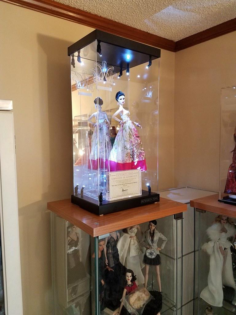 ... Integrity Legend LED Display Case / Agnes Cabinet | By JennFL2