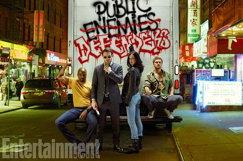 The Defenders Entertainment Weekly