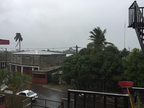 154 - Regenschauer / Heavy rain