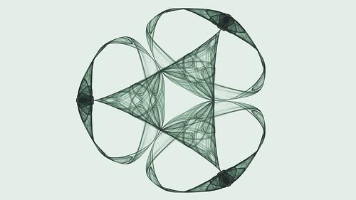 Symmetric Icon - Trinity