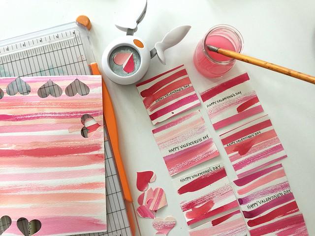 DIY Valentines's Day Cards