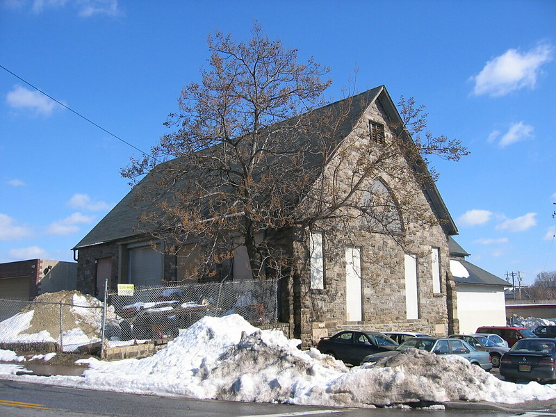 Former Royer's Hill Methodist Episcopal Church, 400 W. 24th Street, Baltimore, MD 21211