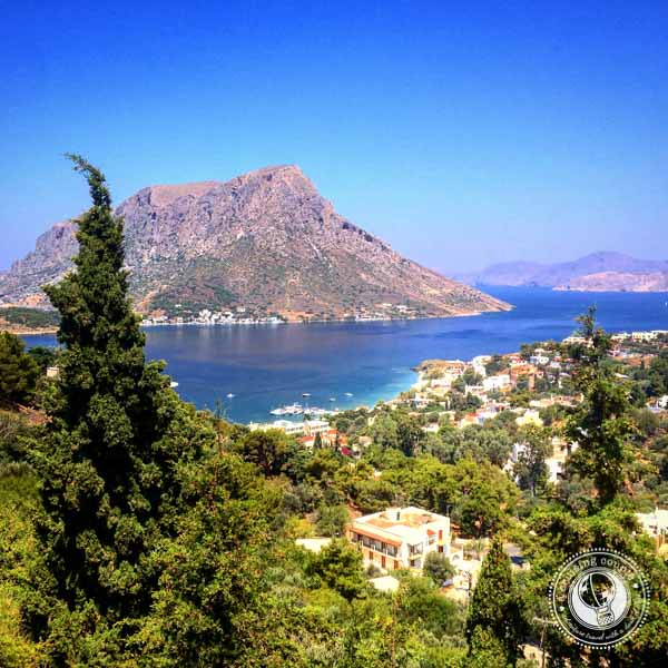 Myrties, Kalymnos, Greece
