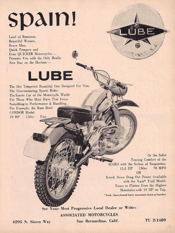 Lube 1965