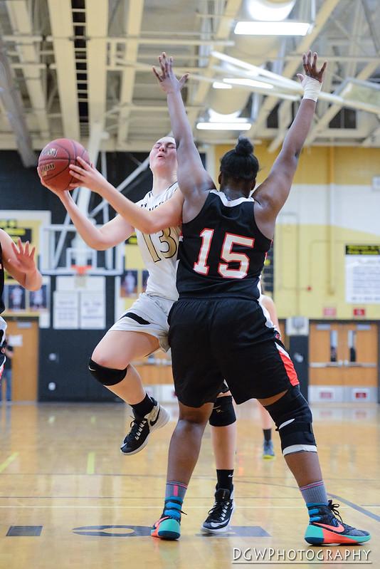 Trumbull High vs. Fairfield Warde - Girls High School Basketball