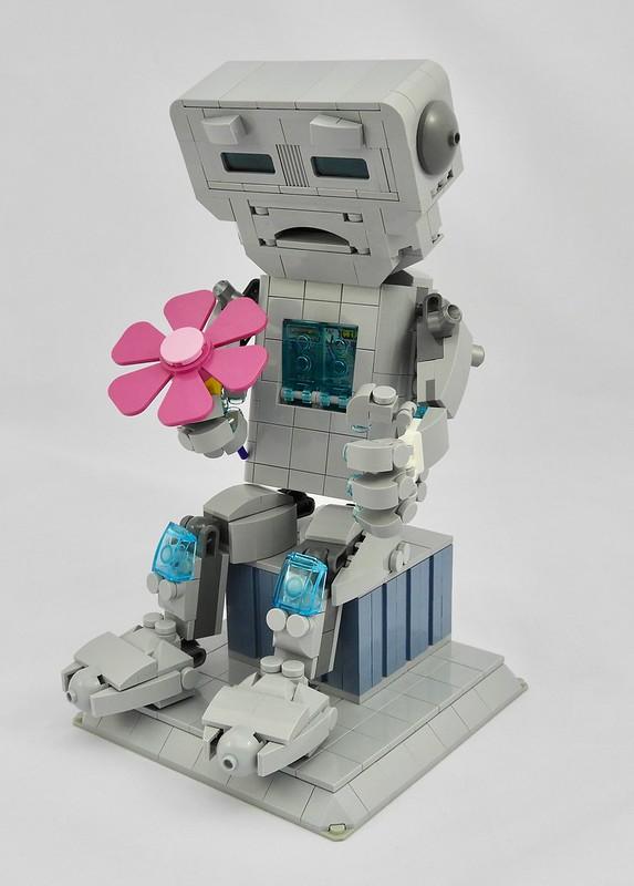 Melancholic Robot