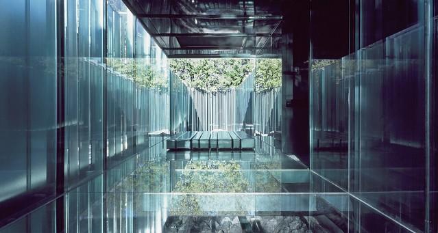 Les Cols Pavilions by 2017 Pritzker Prize Winner – RCR Arquitectes [OS][1400 × 747]