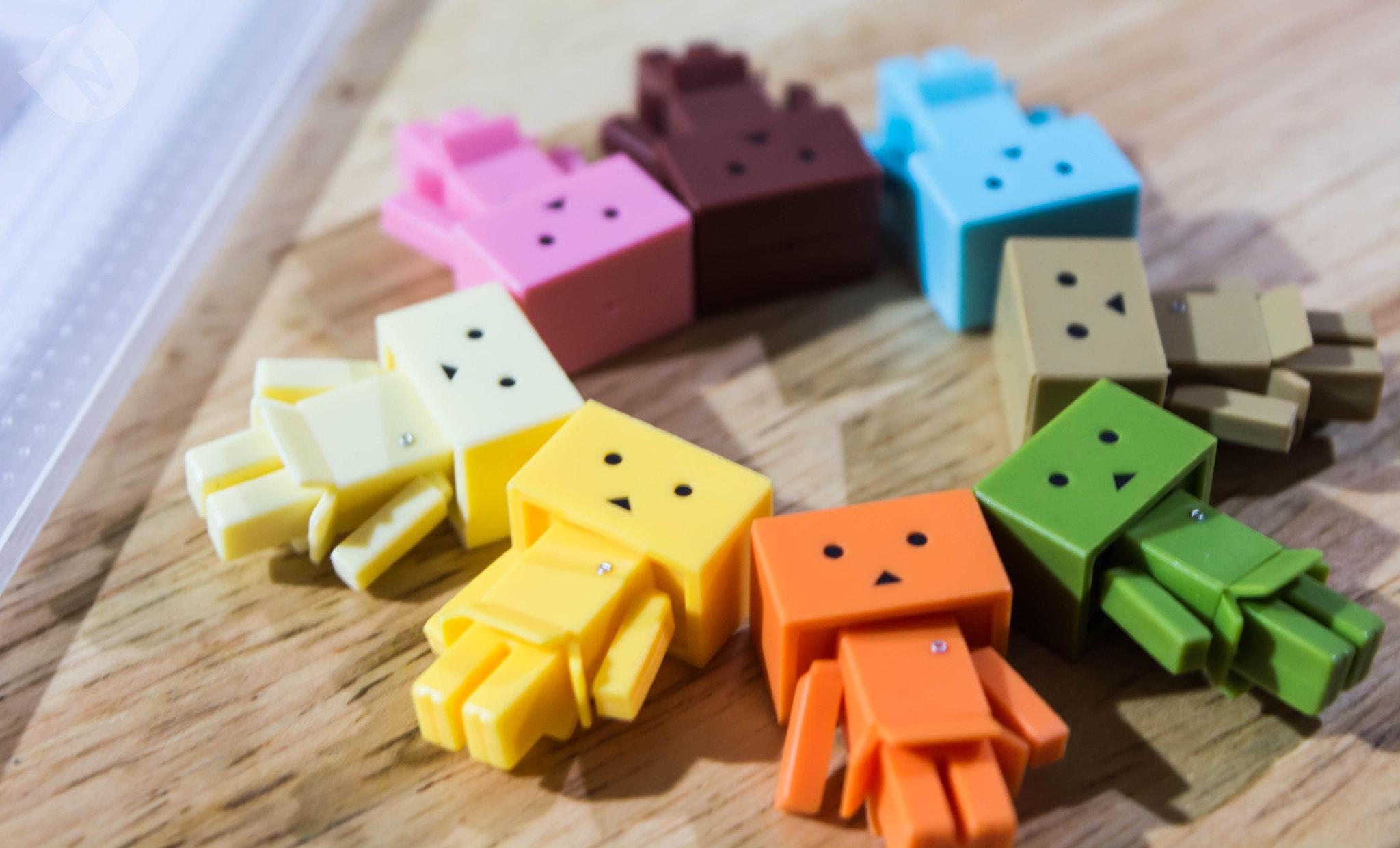Danbo Nano Flavors *(*´∀`*)☆