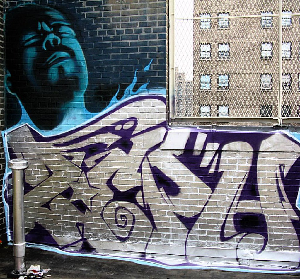 Born Andrew Witten Is A Graffiti Artist Lecturer And Author From New