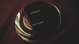 Samsung Wireless Charger Pad (Fast Charge) | by Honou