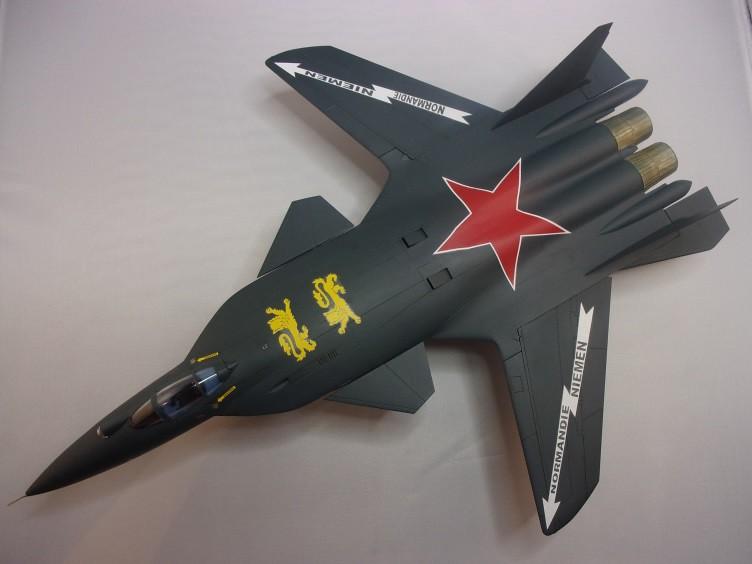 Mirage F1 CT déco spécial ( 1/72 REVELL ) fini en page 5  - Page 5 22284889695_70c370d439_b